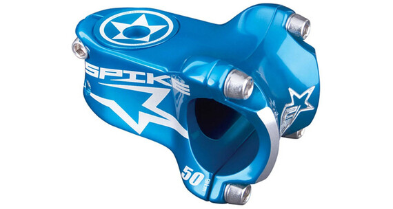 Spank Spike Race Vorbau Ø 31,8 mm blue